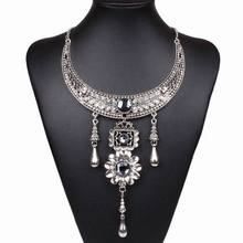 2014 Hot Sale Lady's Alloying Galaxy Luxurious Pendant Necklace Women Club Statement Jewlery Accessories Gift