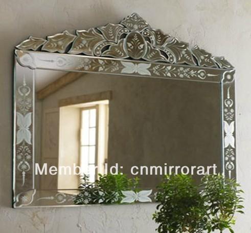 achetez en gros rectangulaire miroir v nitien en ligne des grossistes rectangulaire miroir. Black Bedroom Furniture Sets. Home Design Ideas