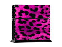 PS4 Skin INBOX PS4 Console Designer Skin for Playstation 4 System plus Two Decals for PS4 Dualshock Controller Pink Tiger Skin