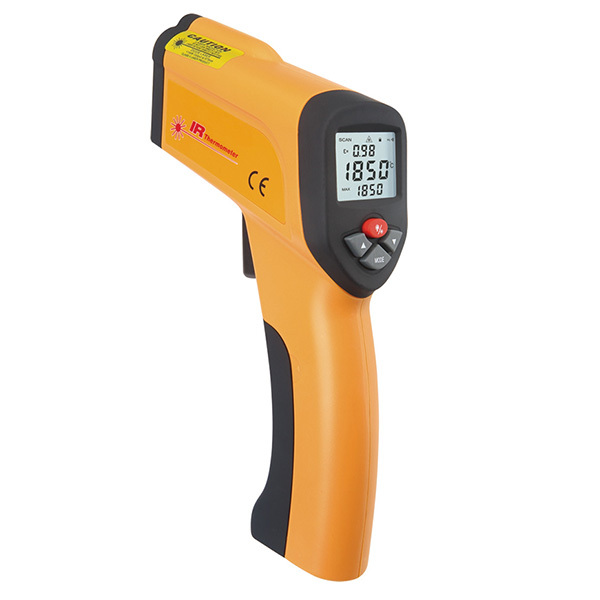 XINTEST HT-6889 Infrared Thermometer Non-Contact High Temperature -50 to +1600 Degree Centigrade Backlight LCD instruments(China (Mainland))