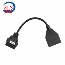 Für GM 12pin zu OBD1 OBD2 Stecker Automobil Diagnose Scanner Adapter Stecker Kabel für GM(China (Mainland))