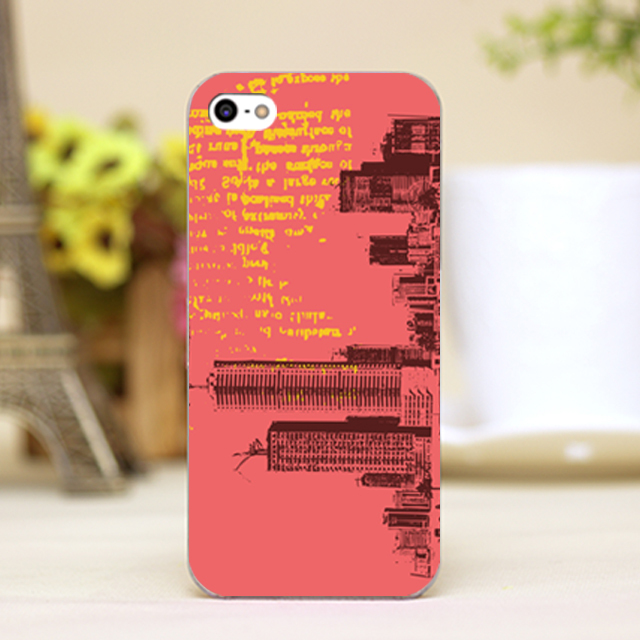 pz0007 6 9 Europe and America Design font b cellphone b font transparent case cover for
