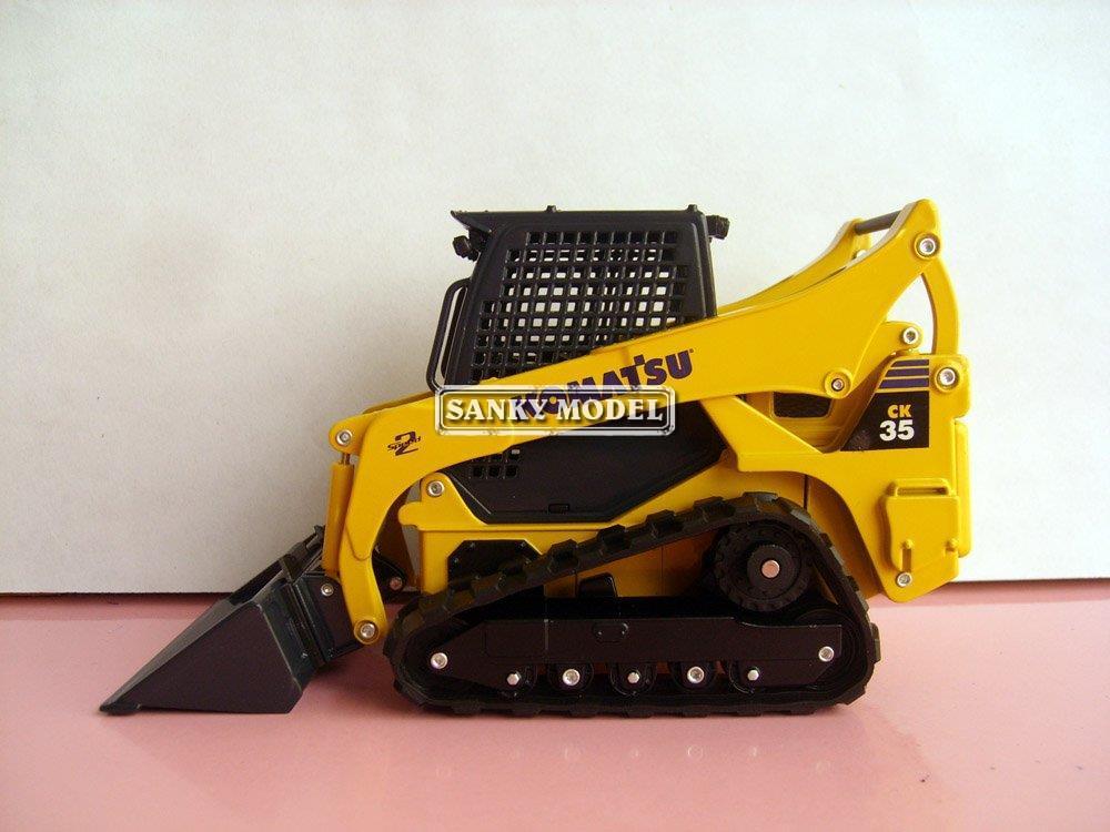 1:25 Komatsu CK35-1 Compact Tracked Loader toy(China (Mainland))
