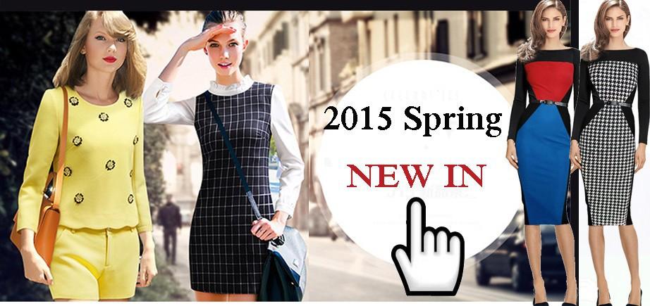 2015 Spring fashion