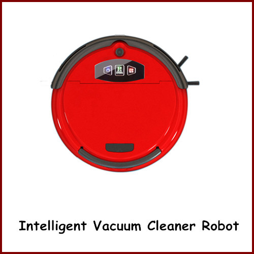 Mopping Sweeping Suction Robot Vacuum Cleaning Robot+2 Side Bursh+Virtual Wall Automatic Charging Turnoff Remote Control By DHL(China (Mainland))