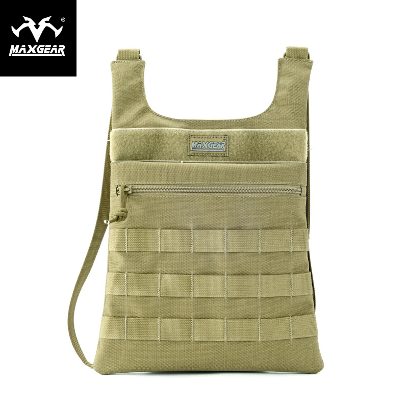 Maxgear outdoor equipment Ruixue single men and women shoulder bag outdoor sports leisure shopping bag(China (Mainland))