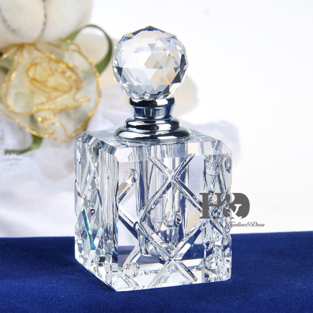 achetez en gros cristal facettes en verre bouteille de. Black Bedroom Furniture Sets. Home Design Ideas