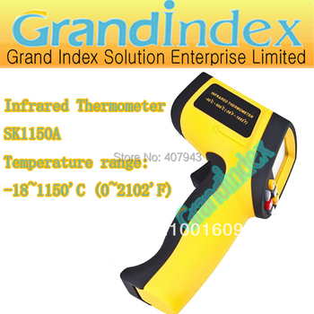 Digital Non-Contact Laser Infrared IR Thermometer -18 degree to 1150 degree  SK1150A