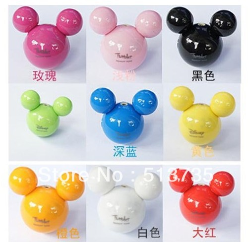 Free shipping good sound 5th,6th 2GB Mickey Mouse MP3 Player mickey mp3 mickey mini mp3(China (Mainland))