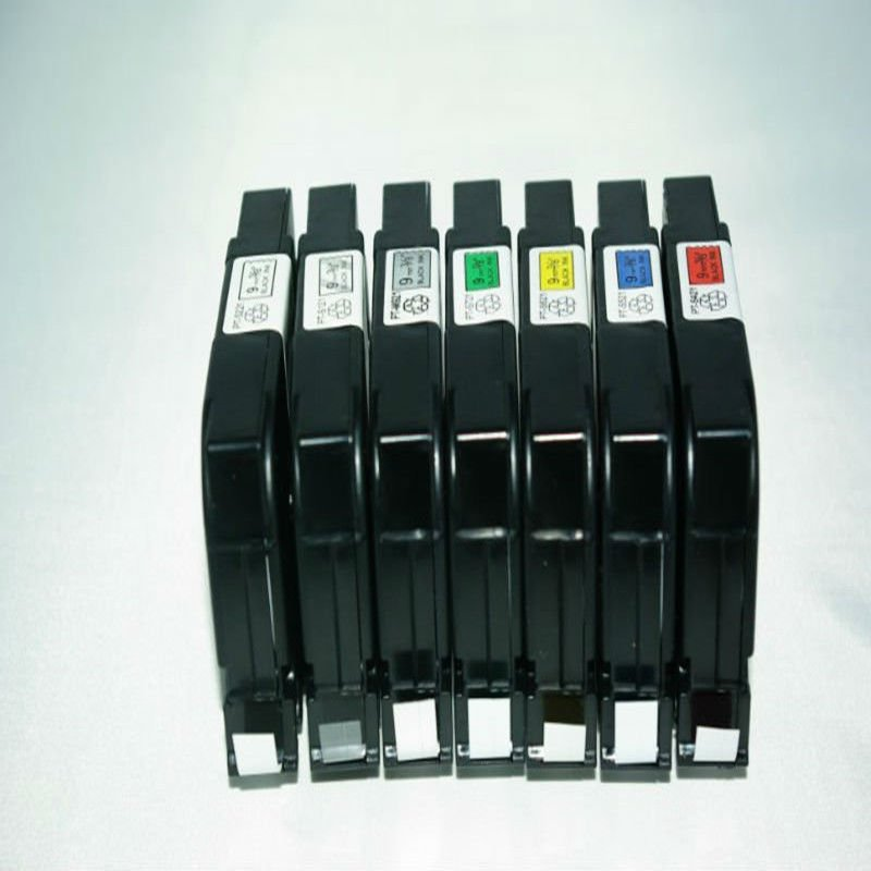 12MM p touch compatible tze 231 black on white tape compatible tz tape tz231<br><br>Aliexpress