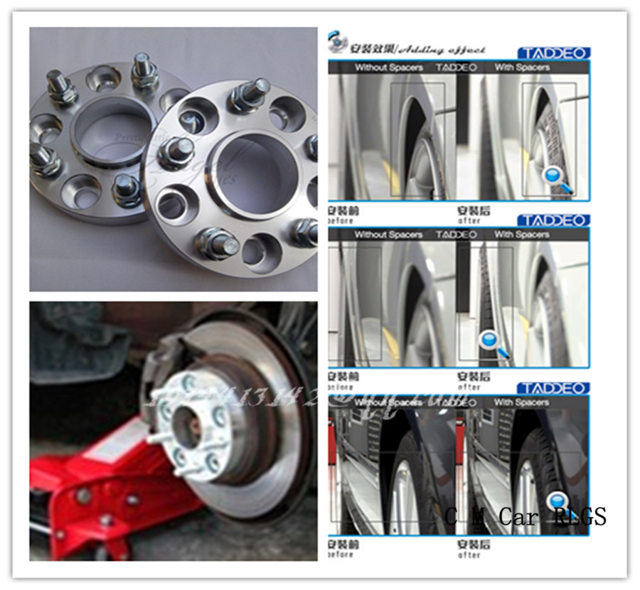 A pair (2 pieces), thickness 30mm,5 x108 hole of 63.4 mm, wheel adapter, spacers, suitable for Mercury sable / cougar / mystique<br><br>Aliexpress