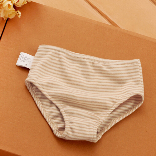 2015 Baby underwear cotton toddler boy swim shorts girls bloomers all seasons 0-3 years old natural color cotton Free Shipping(China (Mainland))