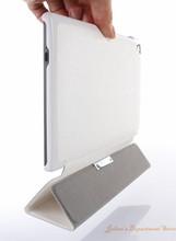 Сверхтонкий 3 складной для Lenovo вкладке S8-50 стенд крышка кожаный чехол для Lenovo Tab S8-50 магнитный Lenovo S8 50 планшет чехол пакета(ов)