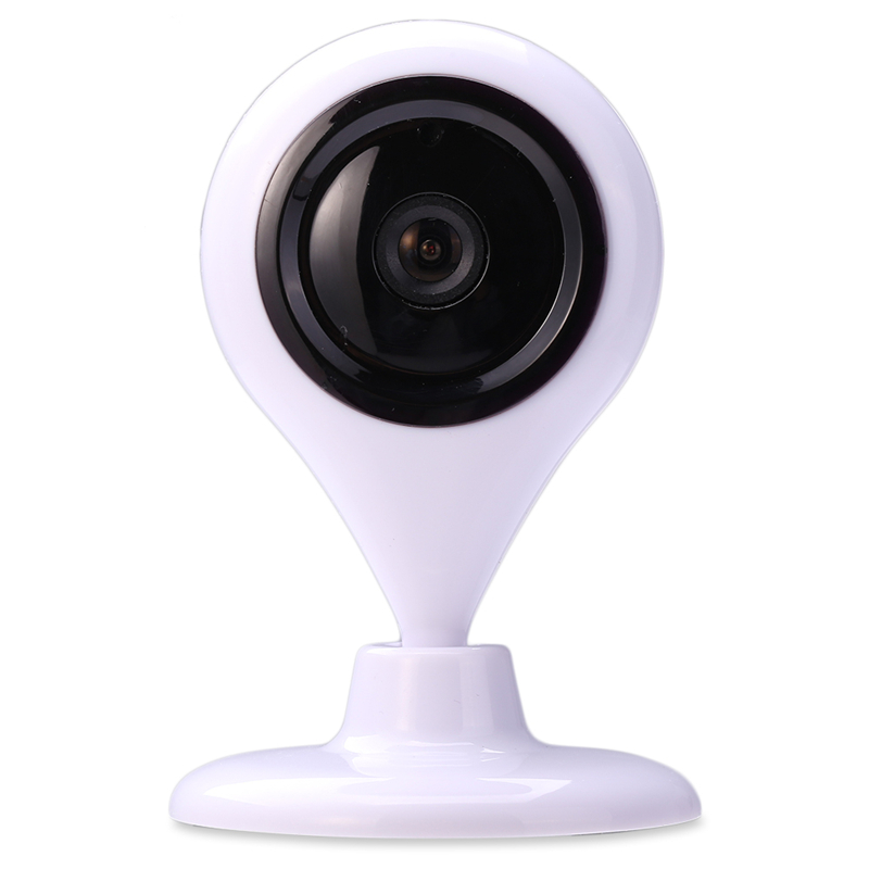 New Listing Hiseeu HSY-FH7 Indoor Surveillance WiFi IP Camera TF Card Storage Night Vision Motion Detection Monitoring Cam(China (Mainland))
