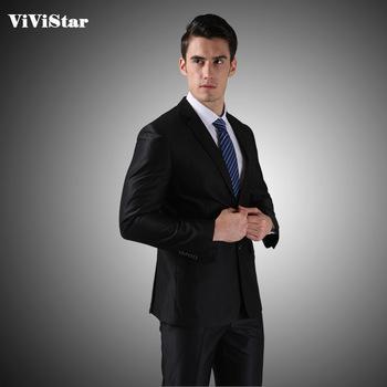 (Jackets+Pants) 2014 New Men Suits Slim Custom Fit Tuxedo Brand Fashion Bridegroon Business Dress Wedding Suits Blazer  H0285