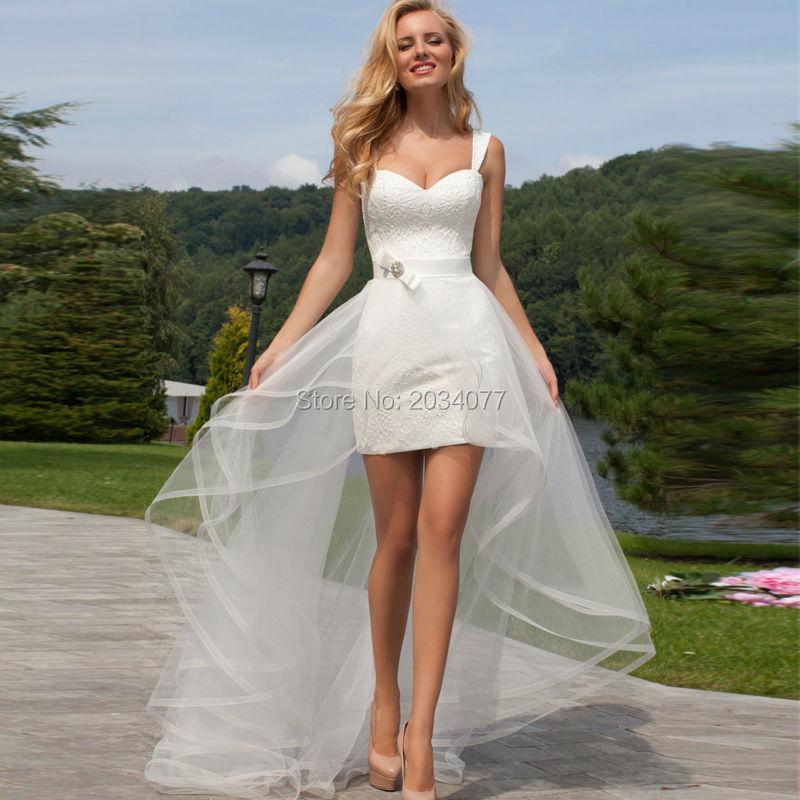 Cheap wedding dresses short front long back dress | Style wedding dress