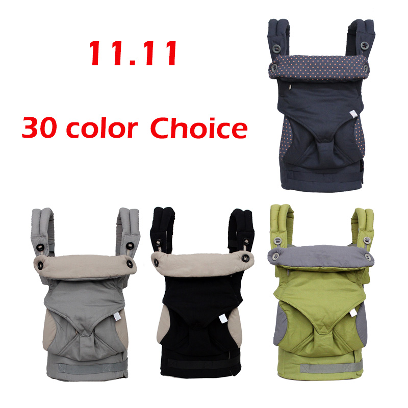 Гаджет  New Four Position 360 Baby Carrier Multifunction Breathable Infant Carrier Backpack Kid Carriage Toddler Sling Wrap Suspenders None Детские товары