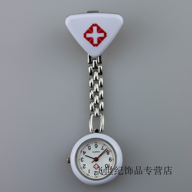Triangle nurse table pocket watch nurse pocket watch table battery