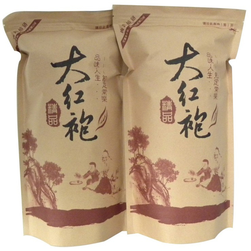 Free shipping 500g Top Grade Chinese dahongpao Big Red Robe oolong tea the original oolong China