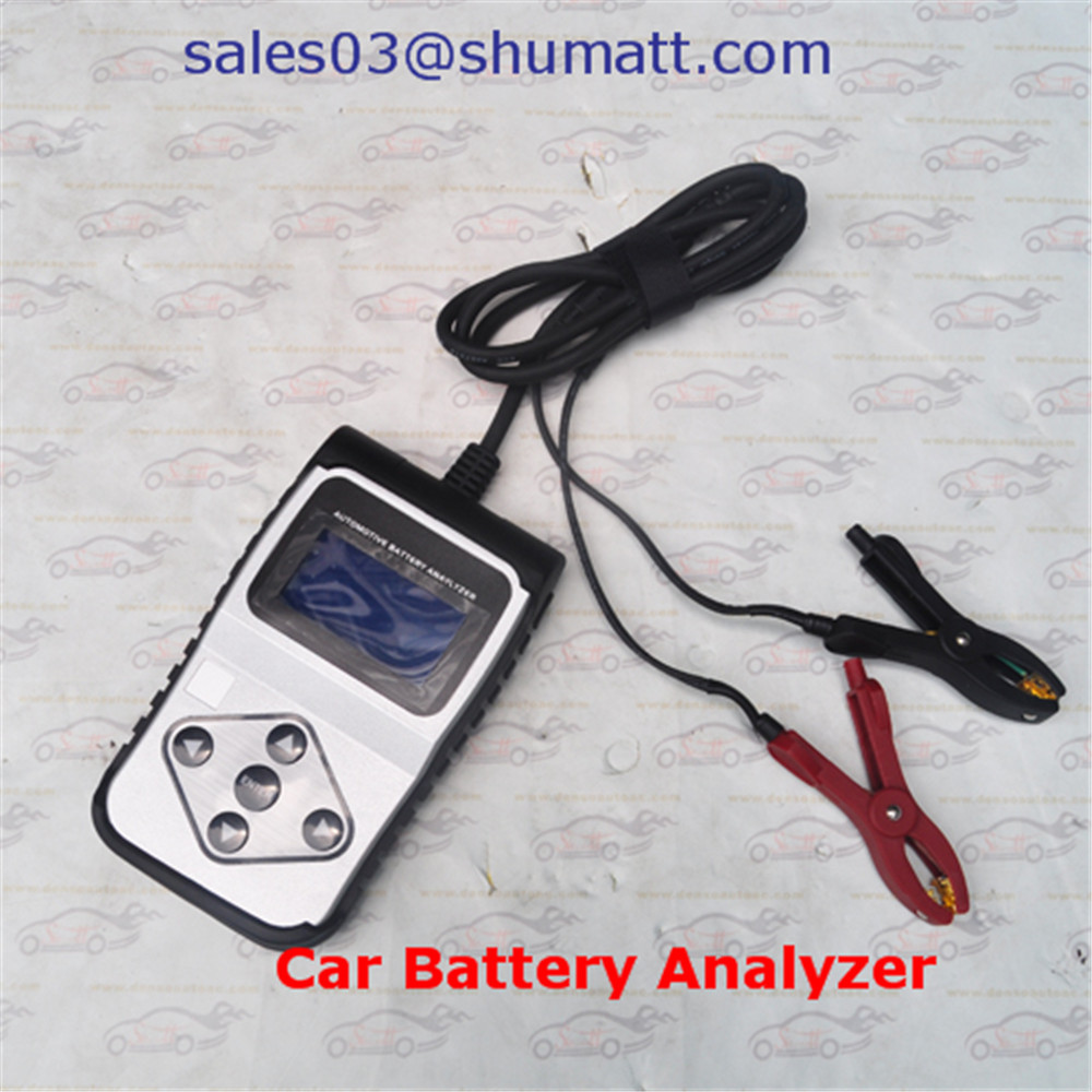Best Car Battery tester Professional battery system tester start and Charging system tester(China (Mainland))