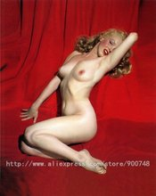 Marilyn Monroe famous nude home decoration art nude International superstar living room background reproduction print on canvas(China (Mainland))