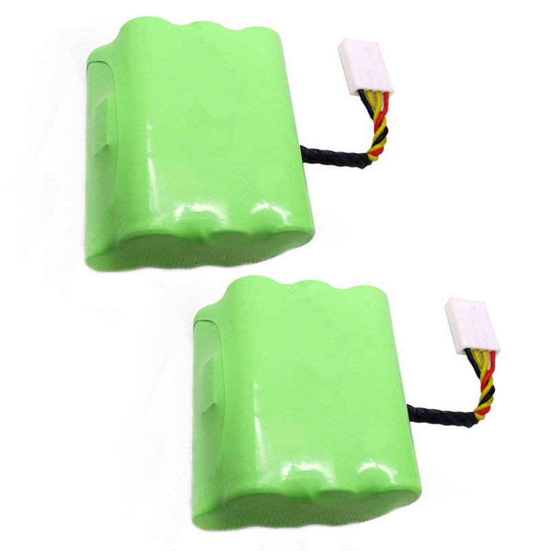 2pcs 7.2v 4500mAh Battery for Neato XV-11 XV-12 XV-14 XV-15 XV-21 Robotic Cleaners New(China (Mainland))