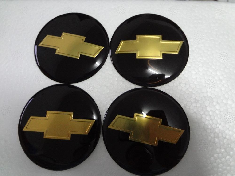 Гаджет  56.5mm Wheel Center Caps Covers hubcap sticker for Chevrolet cruze VOLT CAMARO CAPTIVA MALIBU AVEO Resin Sticker center 4pcs None Автомобили и Мотоциклы