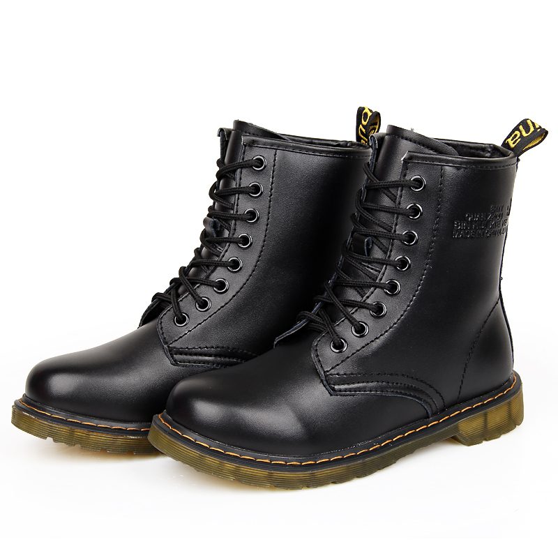 About Dr. Martens One of the most respected and well-know icons in the world, Dr. Martens' boots, shoes, work shoes, and sandals continue to set the standard for durability, comfort and fashion. Dr.