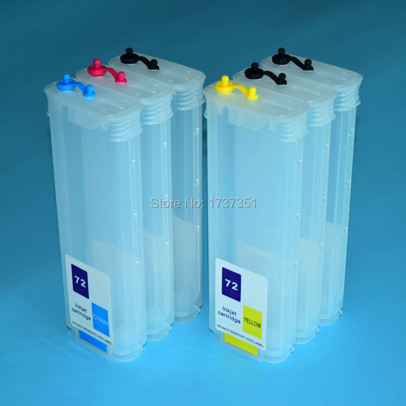 HP 72 Refill ink Cartridge  280ml (36)