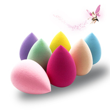 Makeup Foundation Sponge Blender Blending Cosmetic Puff Flawless Powder Smooth Beauty Make up Tools accessories(China (Mainland))