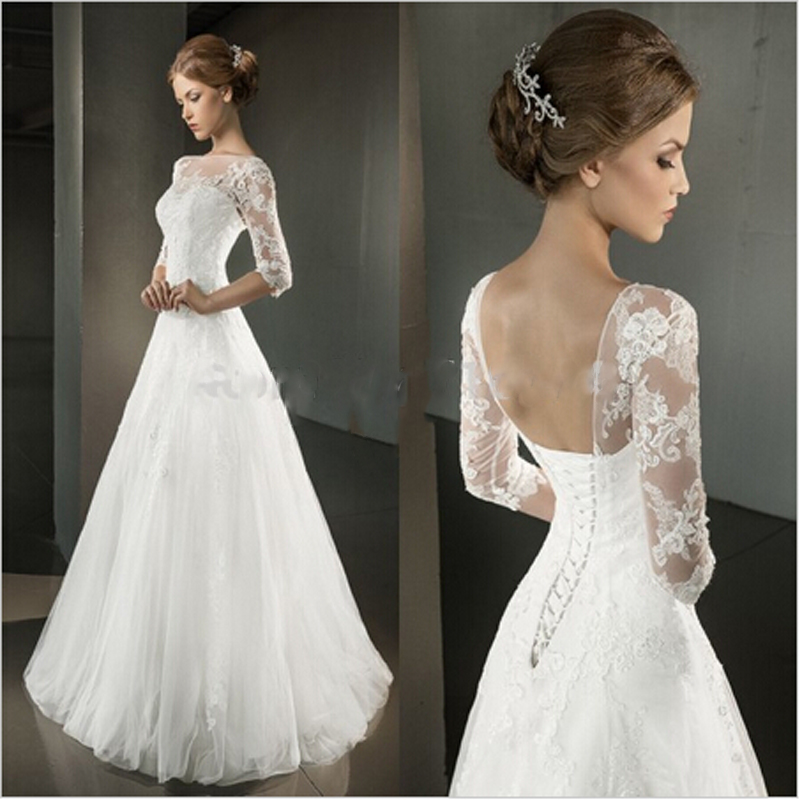wedding dress in wedding dresses from weddings events on aliexpress