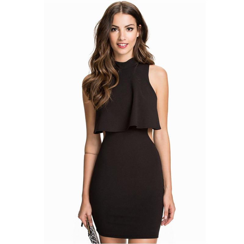 Luxury Women39s Turndown Collar Loose Plaid Dress  ACHICGIRLCOM