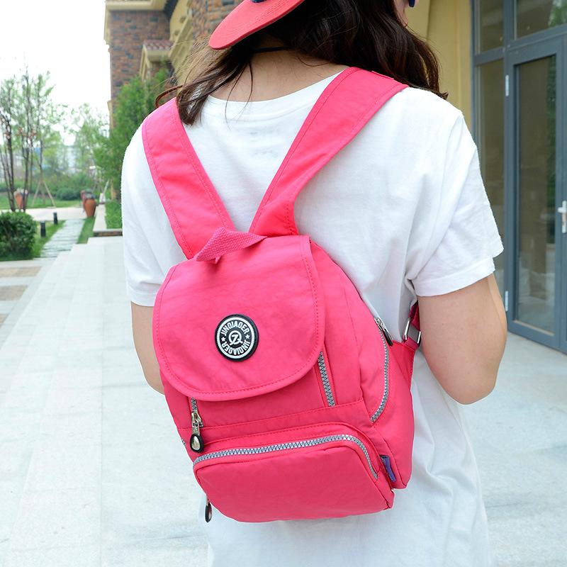 100% оригинал kiple стиль печать рюкзаки, kippl ребенка девушка школьные сумки, водонепроницаемый женщин холст молнии рюкзак, mochilas девушка