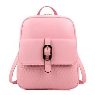Quilted shoulder bag Korean version college backpacks fashionable designer backpacks online(China (Mainland))