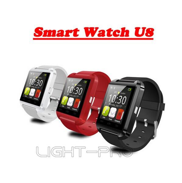 Celulares Wristwatch U8 Smart Sport Watch mp3 Relogio Celular Smartwatch Bluetooth WristWatches for Android Smart Mobile Phone