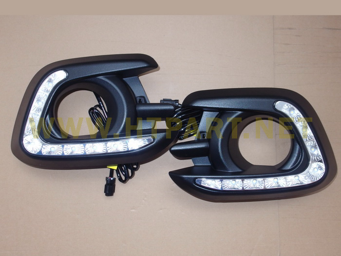 drl daytime Picture - More Detailed Picture about LED DRL ...