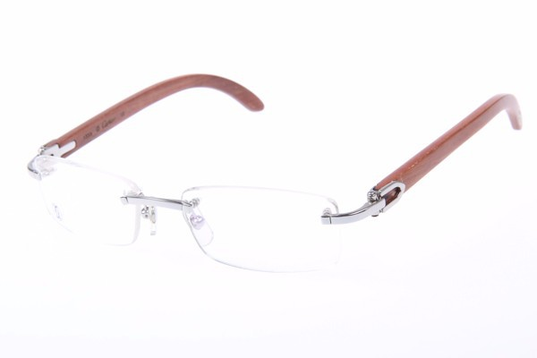 Rimless Glasses Wood Frame : Online Cheap Wholesale Rimless Glasses Frame Wood ...