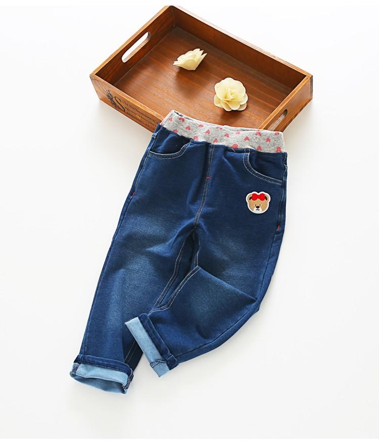 Скидки на Свадебные платья 2016 Новые поступления девушки хлопок джинсы девушки весна осень осень карандаш джинсы девушки детская одежда 3 4 5 6 8 9 10 лет