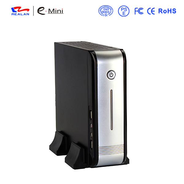 Realan Mini ITX Case E 3015 HTPC Computer Case without power supply(China (Mainland))