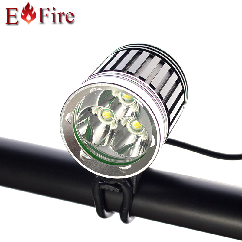 HOT Sell 3800 Lumen 3x CREE XM-L T6 LED Bicycle Light LED Light Headlight Headlamp Camp(China (Mainland))