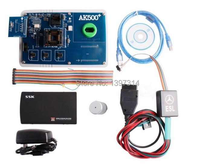 Оборудование для электро системы авто и мото Alansh AK500 + EIS SKC AK500