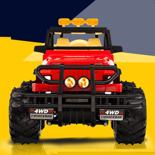 1/14 Scale 4WD Brushed Rc Car Electric Rock Racer Desert Off-Road Truck baja with 2.4GHz Radio System RTR(China (Mainland))