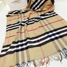 65*180cm spain designer cashmere brand Unisex scarf Big Size plaid blanket scarf Scarves Men Pashmina femal Shawl D22
