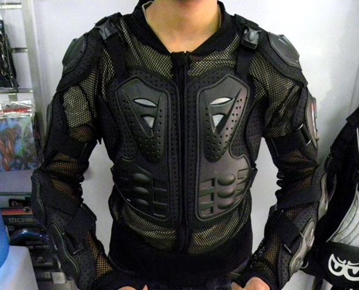 New Arrive Professional Motorcycle Protector Jacket Armor Motorcyclist Body Protector CE,ASTM Free shipping(China (Mainland))