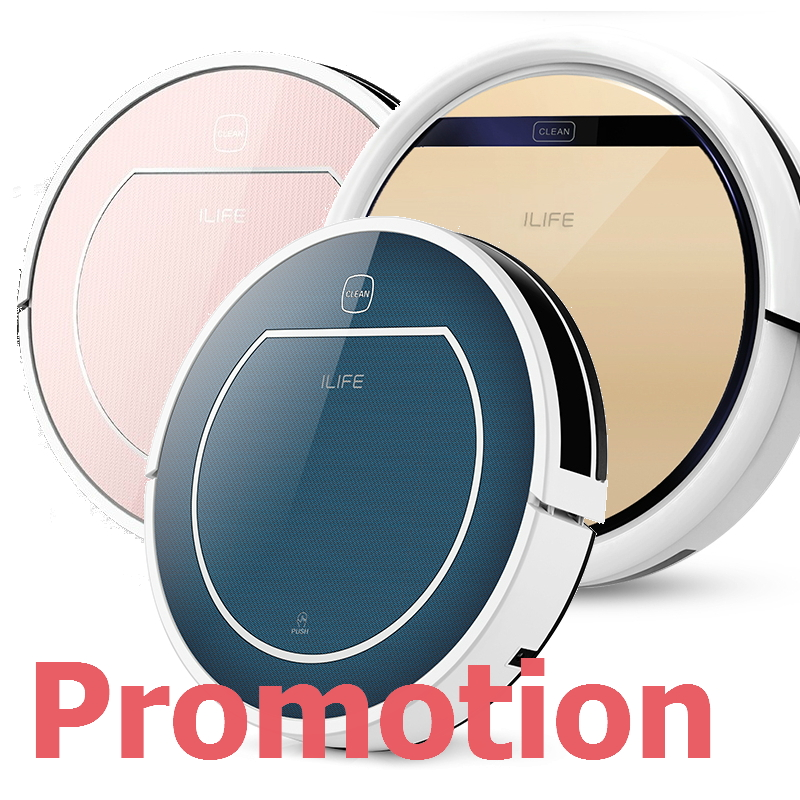 2016 CHUWI ILife V5PRO V7 intelligent Mop We and Dry Robot Vacuum Cleaner for Home,Ciff Sensor,Self Charge ROBOT ASPIRADOR(China (Mainland))