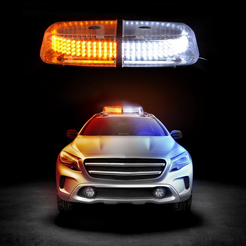 vehicle roof top emergency hazard warning strobe light lamp 240 led. Black Bedroom Furniture Sets. Home Design Ideas