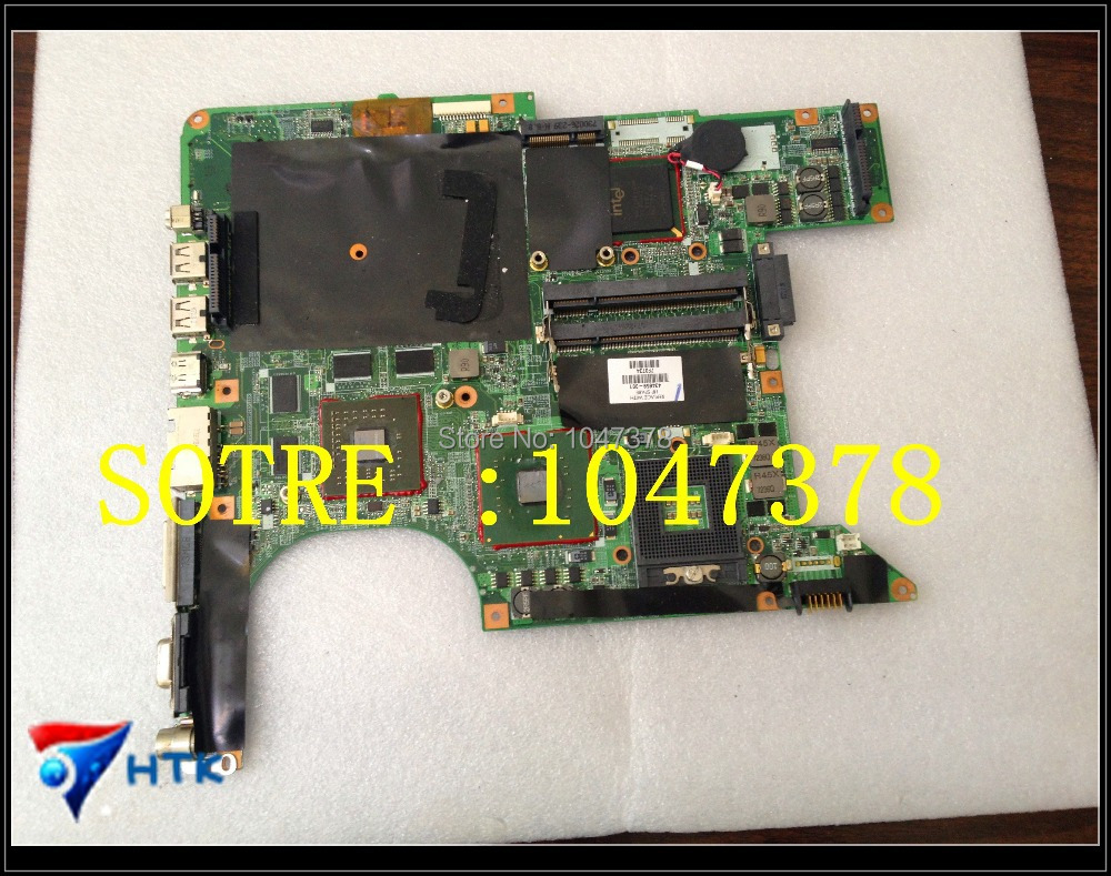 Wholesale For HP DV9000 DV9500 laptop motherboard 434659-001 434660-001 100% Work Perfect(China (Mainland))