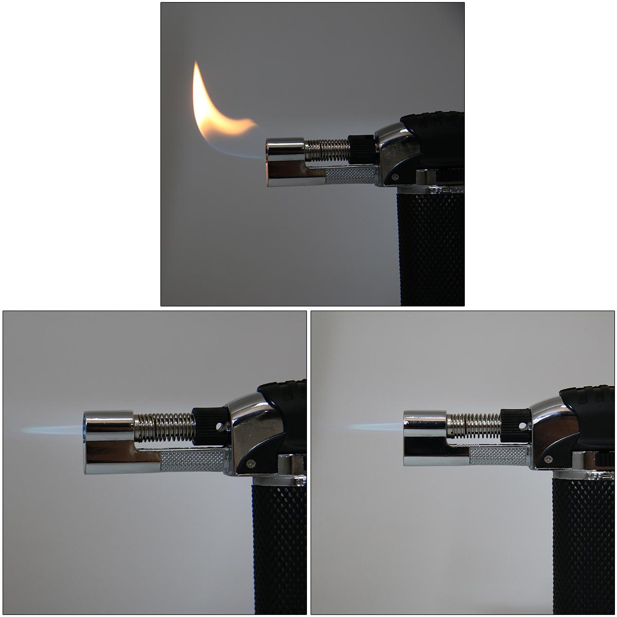 Butane Gas Micro Jet Blow Torch Lighter