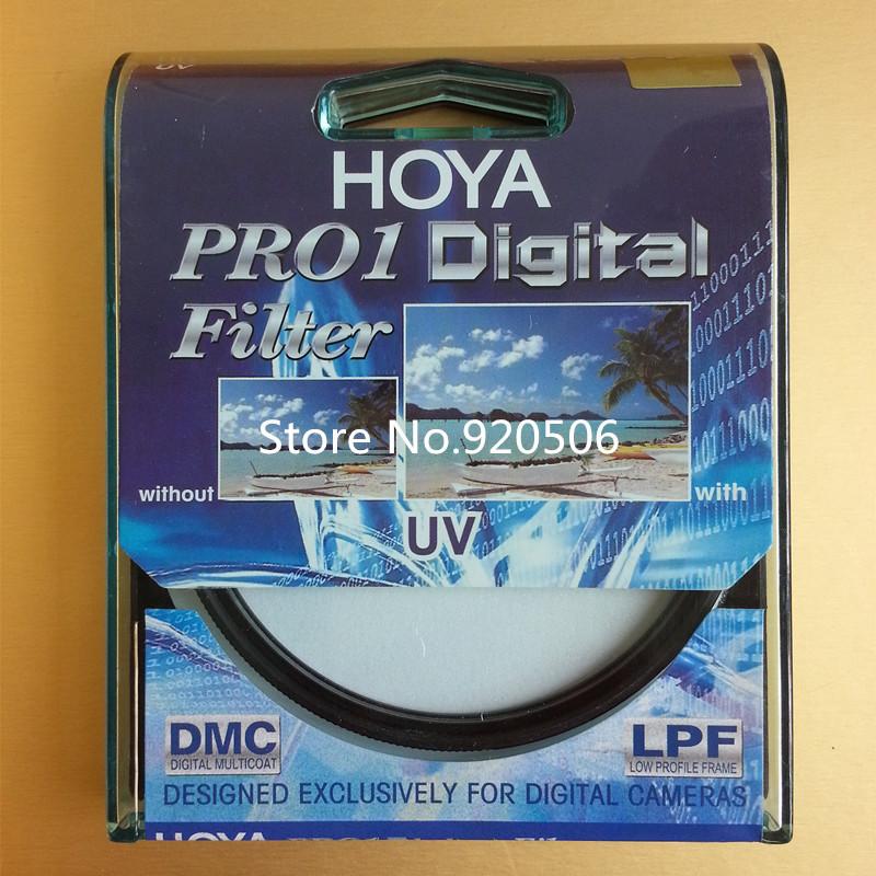 Hoya PRO1 Digital 58mm MC UV(O) Pro1D Multi-Coated UV Filter DMC For Pentax Canon Nikon Sony Olympus Leica Camera Lens(China (Mainland))