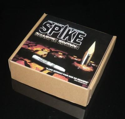 Spike sharpie edition, Free shipping, card magic,Fire magic Magic trick classic toys<br><br>Aliexpress